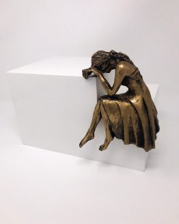 Weeping Woman funerary urn