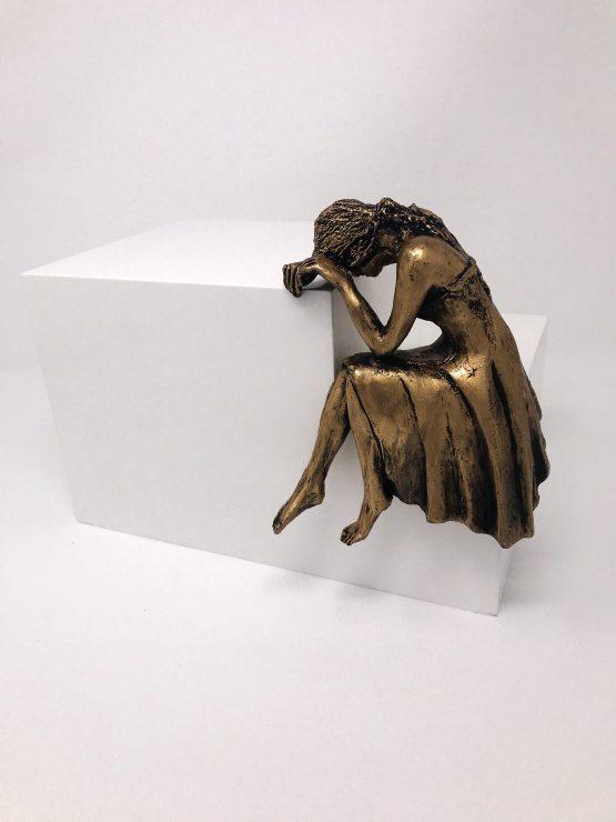 Weeping Woman funerary urn