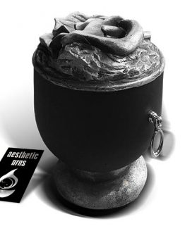 Composite Cremation Urn – Calla Lily