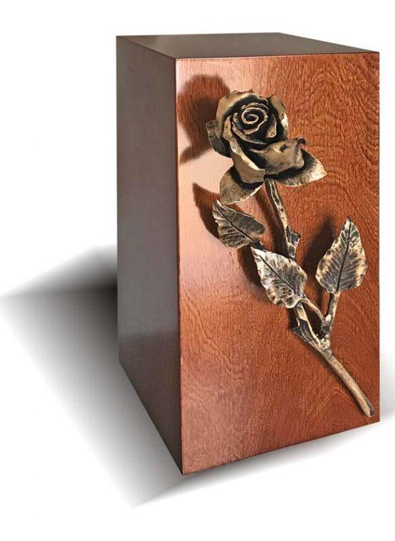 Rose Urn Casket
