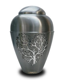 Metal Urn Tree Of Life