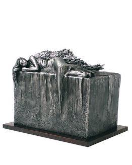 Resting Angel Urn