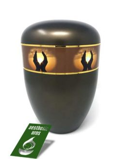 An Artistic Bio Urn For Ashes