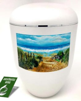 Passage To The Beach Bio Urn