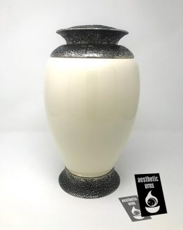 Artistic Glass Cremation Urn