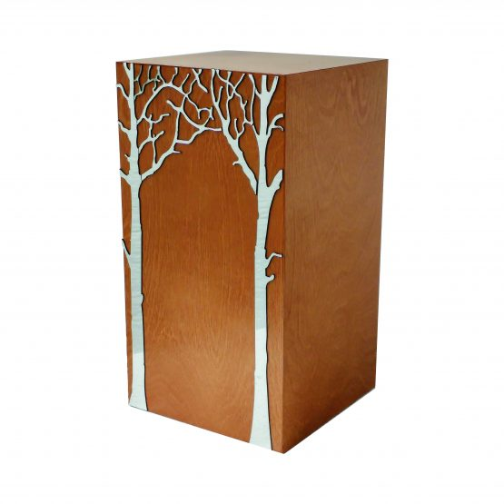 Trees - Artistic Urn