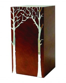 Trees Cremation Artistic Urn for Ashes