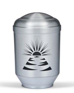 Rising Sun Cremation Urn