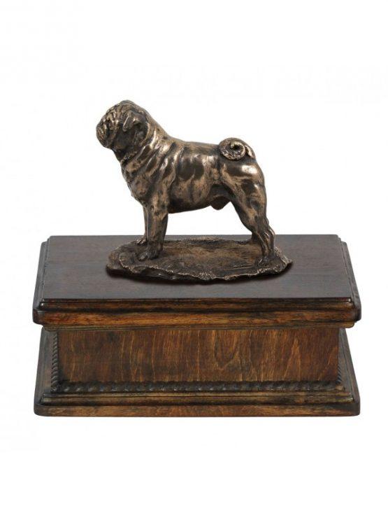 Pug Memorial Urn