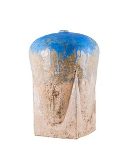 Ceramic Urn for Ashes sand and Ocean
