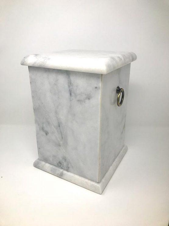 Stone Casket in Cream Colour