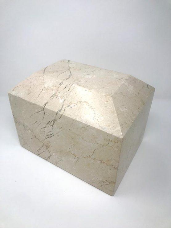 Botticino Stone Ashes Casket