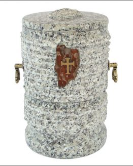 Granite Stone Cremation Urn for Ashes T072