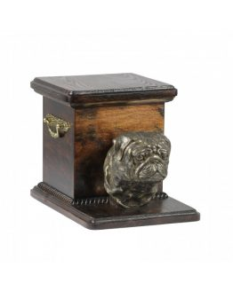 Pet Urn for Ashes Pug Statue