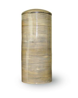 Bamboo Wood Cremation Urn for Ashes Tube