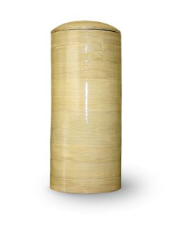 Bamboo Wood Cremation Urn for Ashes Sand