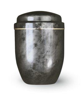 Aluminium Cremation Urn Silver